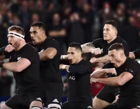 All or Nothing: New Zealand All Blacks: Teaser
