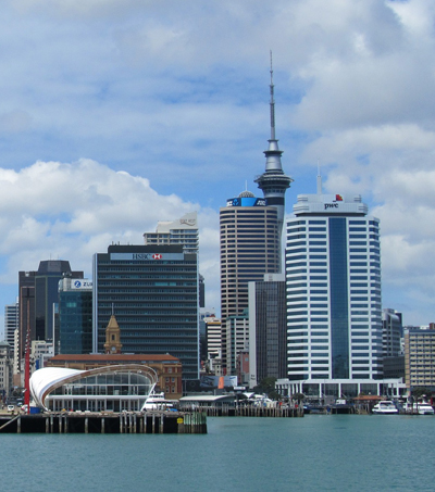 New Zealand Makes Biggest Leap in A.T. Kearney Foreign Direct Investment Confidence Index