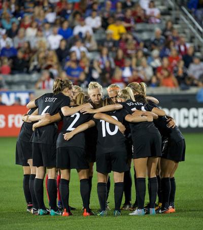New Zealand Women Footballers Get Same Pay As Men