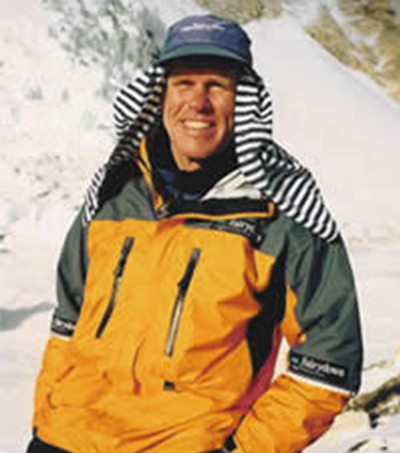 Peter Hillary's Love of Mountaineering