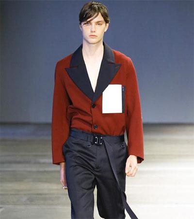 Designer Blair Archibald Nails Fashion Week