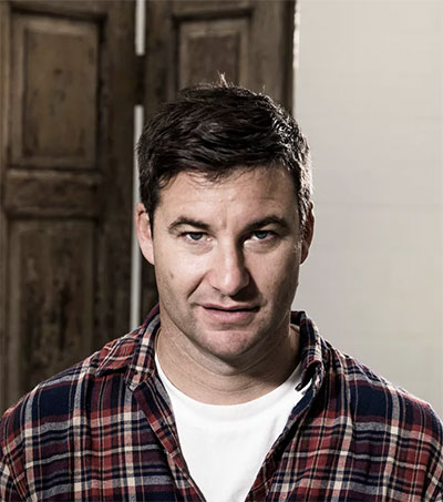 TV Host Clarke Gayford on Fatherhood