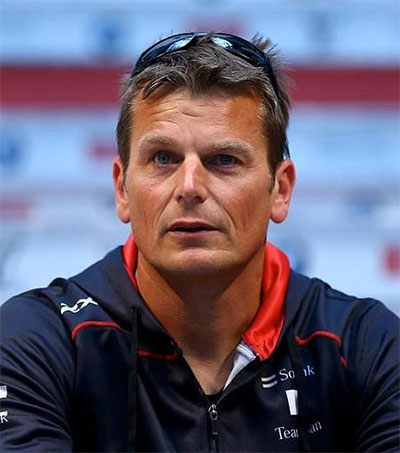 Dean Barker to Helm NY America's Cup Bid