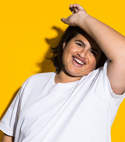Julian Dennison Isn't in a Hurry to Grow Up