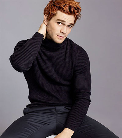 Heartthrob KJ Apa Answers Some Tricky Questions