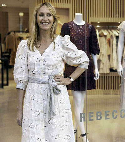 New Rebecca Taylor Store Opens in California
