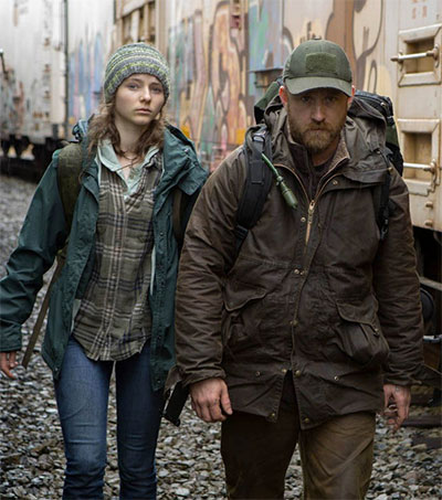 Leave No Trace with Thomasin McKenzie Cannes Hit