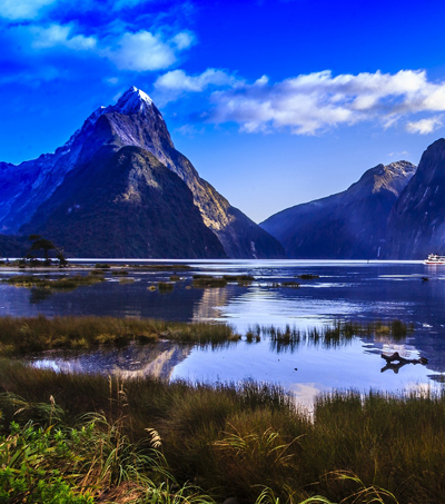 "Fiordland – ""Intricate Web of Glacier-Carved Waterways"""