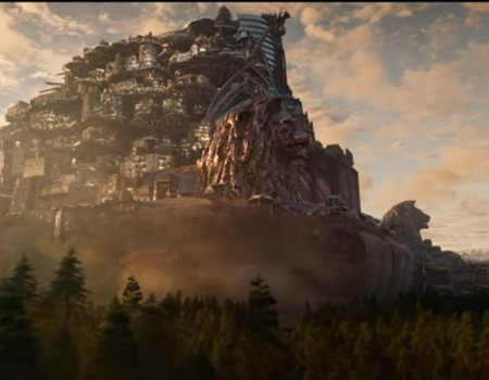 Mortal Engines – Full Trailer