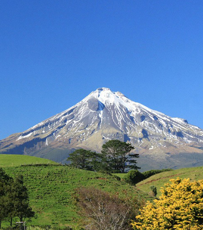 Will New Zealand's Mount Taranaki 'Living Person' Status Bring Respect?