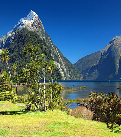 New Zealand World's Second Safest Country