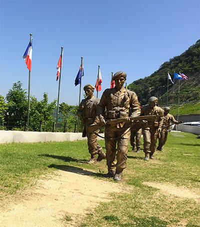 Korean War Vet Returns to Battlefield