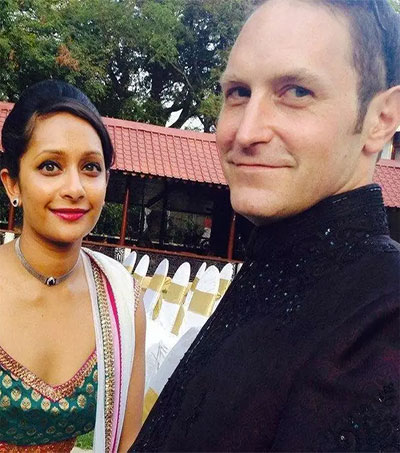Rob Bell's Wife Is on a Mission to Unite London