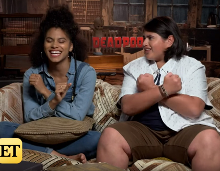 Julian Dennison Interview Deadpool 2