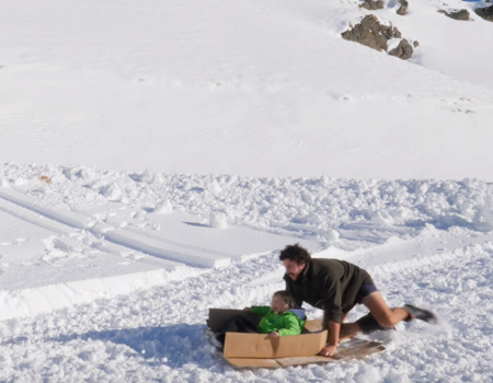 How to Dad – How to Take Kids to the Snow