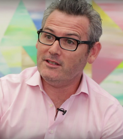 Mark D'Arcy Named Facebook VP Global Business Marketing & Chief Creative Officer