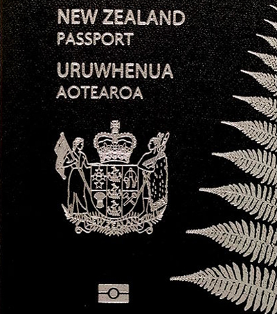 NZ Passport Ranked 7th Most Powerful