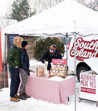 Piemaker Jamie Scott Hits the Canadian Market