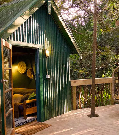 New Zealand's Unique New Accommodation