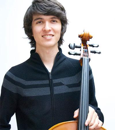 Cellist Yuuki Bouterey-Ishido Exhilarates