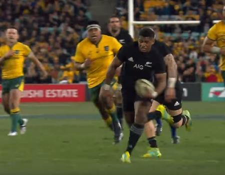 All Blacks vs. Australia Highlights