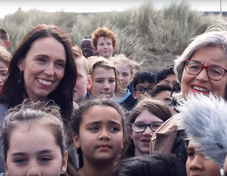 Jacinda Ardern On Phasing Out Single-Use Plastic Bags