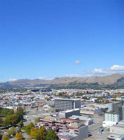 Christchurch Once Again Refugee Settlement Location
