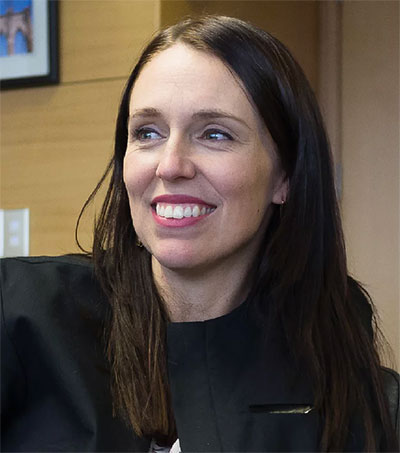 Jacinda Ardern Reflects on Life After Giving Birth