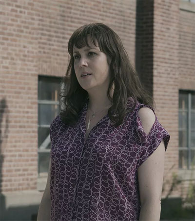 Castle Rock Star Melanie Lynskey Loves It Creepy