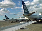 Air NZ in Pioneering Partnership