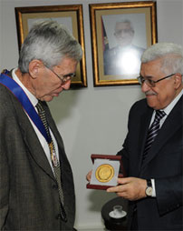 Medal of Honour for Doctor