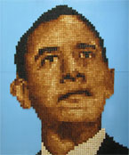 Obama in multigrain
