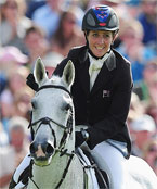 Powell Wins Burghley