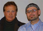 Here with Lee Majors
