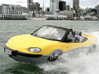 Waterborne Cars Are Go
