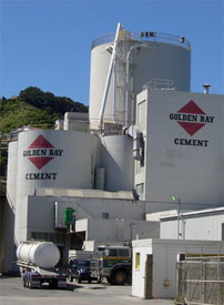 Sustainable Award for Cement Works