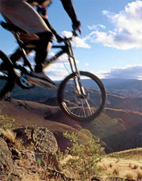 Mountain Biking for the Well-heeled