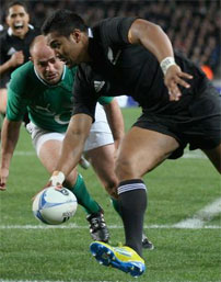 Savea Does Us Proud