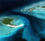 Sizing Up Pacific Atolls