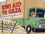 London to Gaza