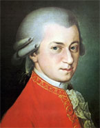 Mozart deters crims