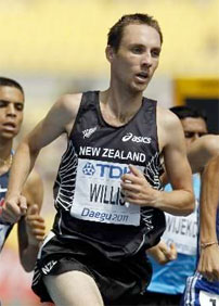 Willis Readies for London