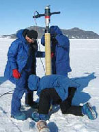 Digging for Gold in Antarctica