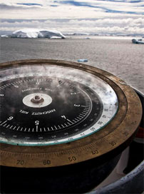 Resetting The Global Compass