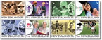 Stamps Commemorate Centenaries