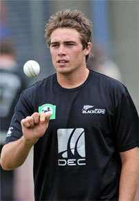 Southee Signs with Essex