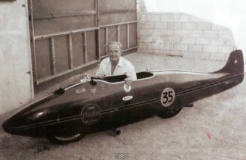 Burt Munro: Rare Photographs