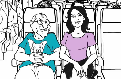 Air New Zealand: Safety Sketch