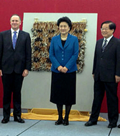 Maori King's Gift to Chairman Mao Loaned Back to New Zealand