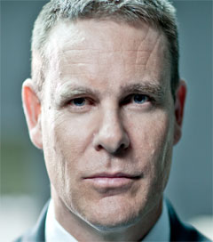Back in the Cells as Fletch in Prison Drama Wentworth